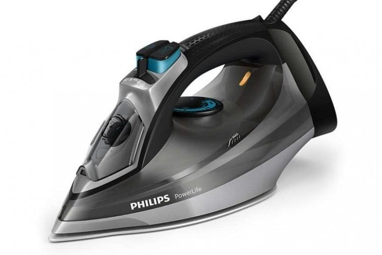 Powerlife Steam Iron - Black