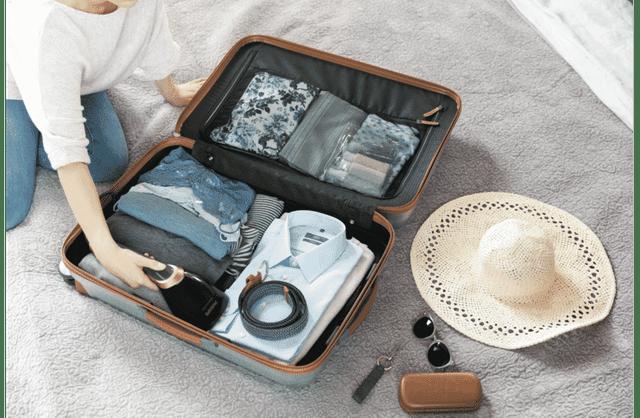 Steam&Go Handheld Garment Steamer - Black