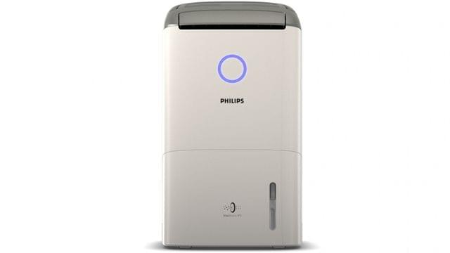 Series 5000 2-in-1 Air Dehumidifier - White