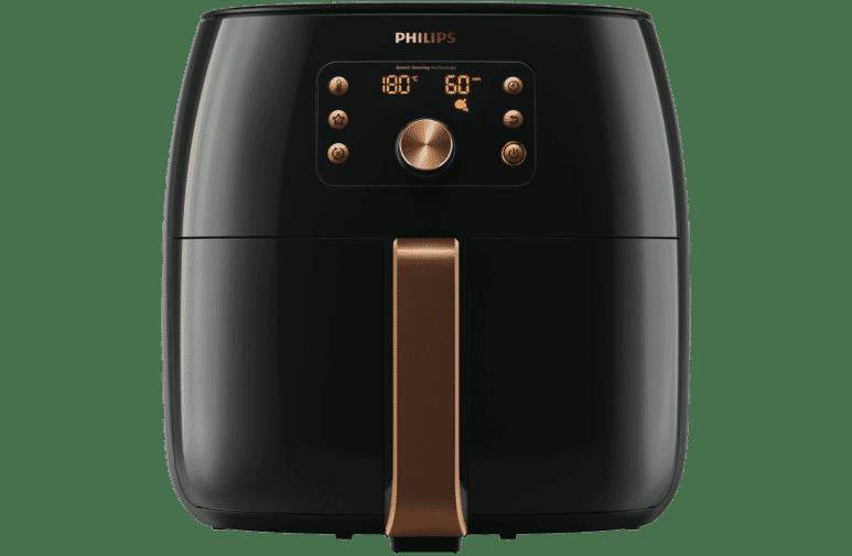 XXL Digital Smart Airfryer - Black