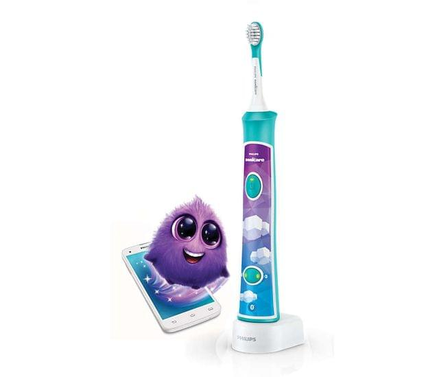 Sonicare For Kids Sonic Electric Toothbrush - Blue