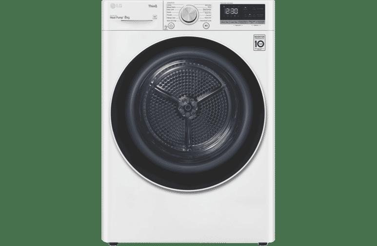 LG 8kg Heat Pump Dryer