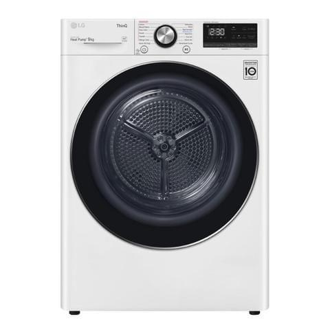 LG 9kg Heat Pump Dryer with Inverter Control