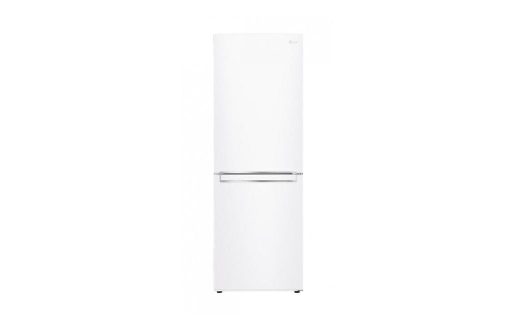 335L Bottom Mount Fridge Reversible Door White