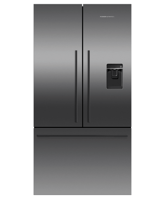 614L Freestanding French Door Fridge w/ Ice & Water