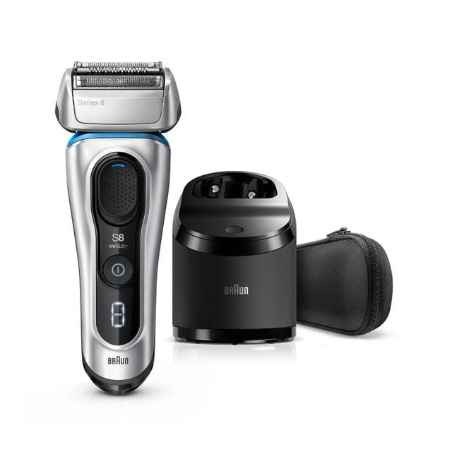 Braun 8370CC Electric Shaver Series 8