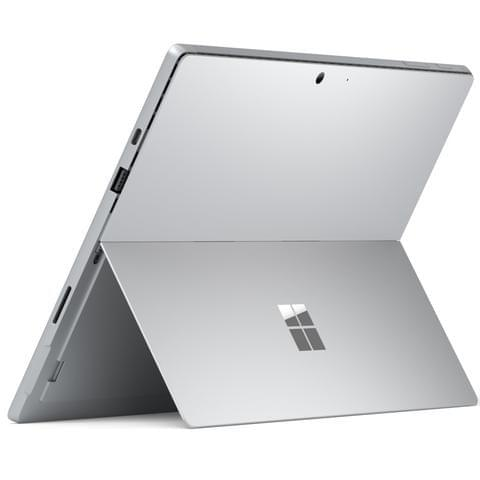 Microsoft Surface Pro 7 i5/16/256 Platinum plus STM Dux Shell