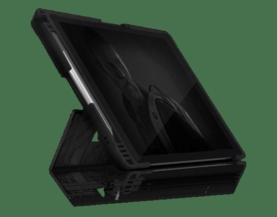 Microsoft Surface Pro 7 i7/16/256 Platinum plus STM Dux Shell