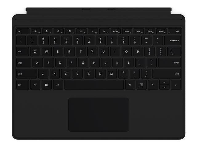 Surface Pro X Keyboard - Black