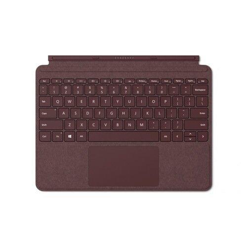 Microsoft Srfc Go Sig TypeCoverComm SC English AU/HK/IN/MY/NZ/SG Hdwr Commercial BURGUNDY (KCT-00055)