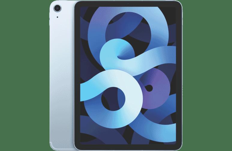 IPAD AIR (4GEN) 10.9-INCH WI-FI+CELL 64GB - SKY BLUE