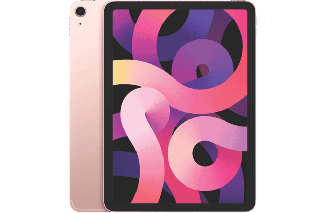 IPAD AIR (4GEN) 10.9-INCH WI-FI+CELL 64GB - ROSE GOLD