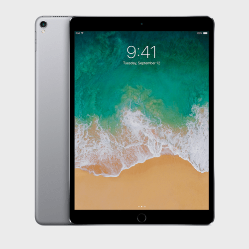 """Refurbished Apple iPad Pro (A1674) 9.7"""" 32GB Cellular + EarPods with 3.5mm Audio Jack - Silver"""