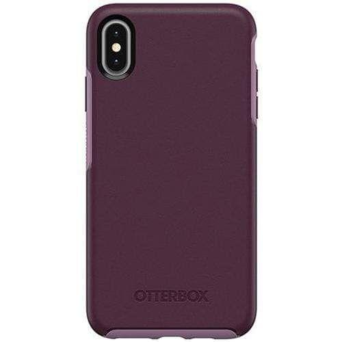 OtterBox Symmetry Case iPhone XS MAX Tonic Violet