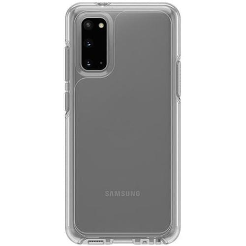 OtterBox Symmetry Case Samsung S20 Clear