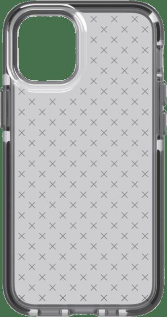 Tech21 EVO check - Smokey Black - iphone 12 mini 5.4