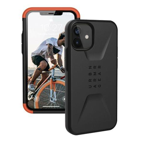 UAG Civilian - Black - iphone 12 mini 5.4