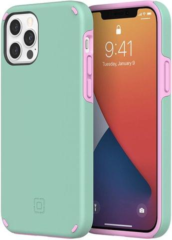 Incipio Two-Piece Case - Mint/Pink - iphone 12 /12 pro 6.1