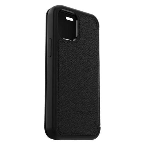 OtterBox Strada Folio - Black - iphone iphone 12 mini 5.4