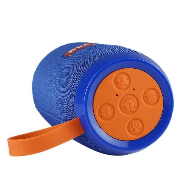 T&G Portable Bluetooth Speaker Blue
