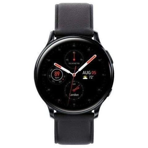 Samsung Galaxy Watch Active2 44mm Stainless Steel LTE - Black