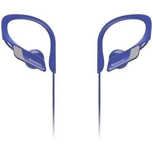 Panasonic Wings Wireless Sports Earphones  - Blue