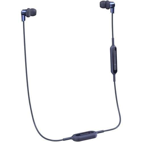 Panasonic Wireless Stereo Earphones - Blue