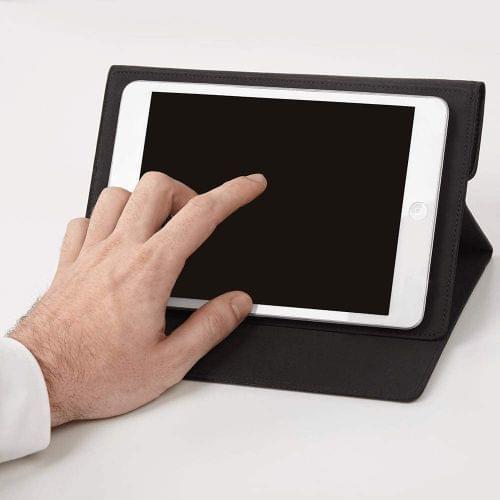 """Case-Mate - Folio Venture Case - Apple iPad 10.5"""" - Black"""