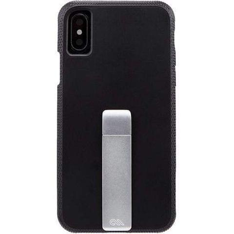 Case-Mate - Tough Stand Stylish 10ft Drop - iPhone X / XS - Black
