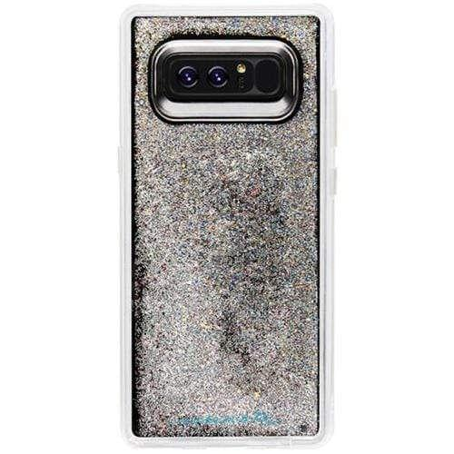 Case-Mate - Waterfall Street (Silver) - SAMSUNG Note 8 - Silver