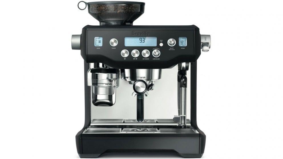 the Oracle Coffee Machine - Black Truffle