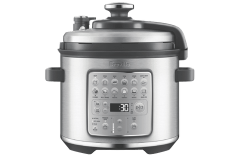 the Fast Slow GO Pressure Cooker