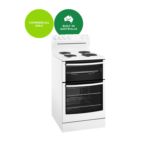 54cm Upright w/ Sep Grill (Commercial Exclusive) - White
