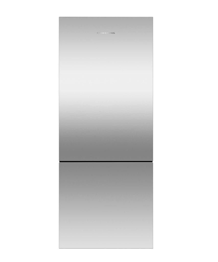 F&P 519 Litre Bottom Mount Refrigerator Concealed LH (RF522BLPX6)
