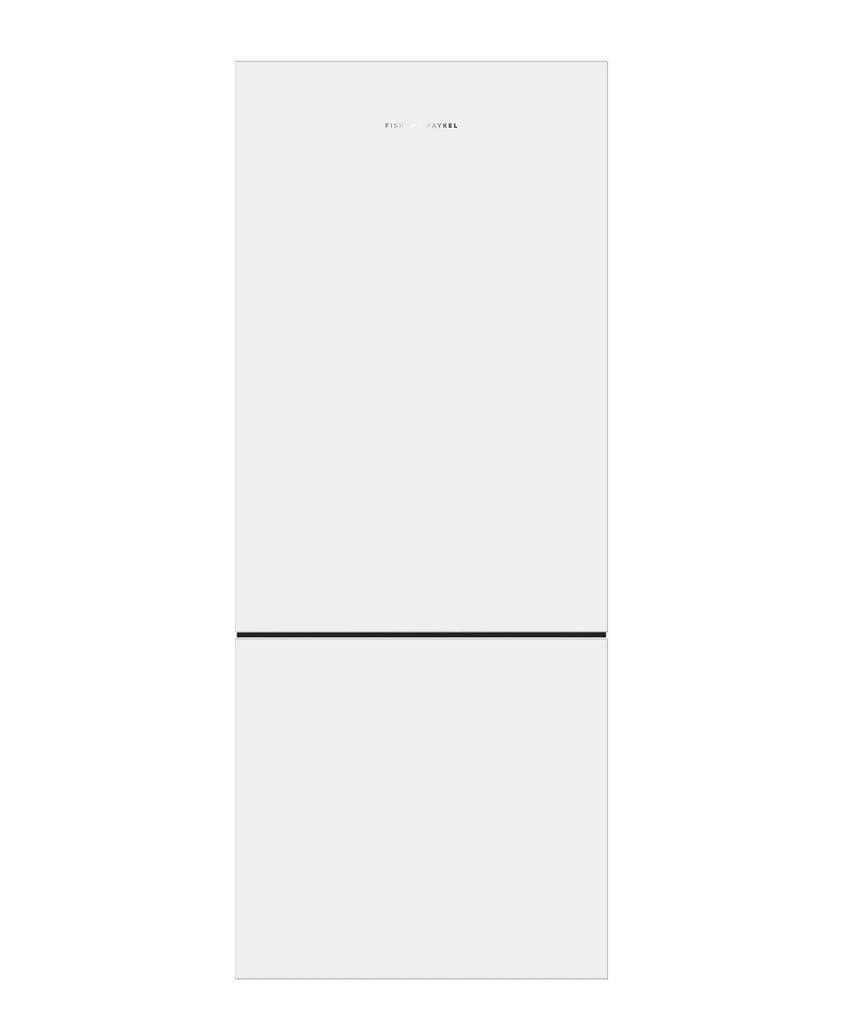 F&P 442 Litre Bottom Mount Refrigerator - Concealed Han (RF442BLPX6)