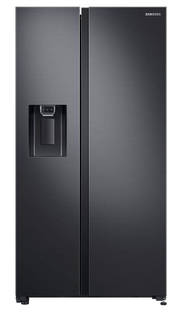 Samsung 696L Side by Side Refrigerator Matte Black