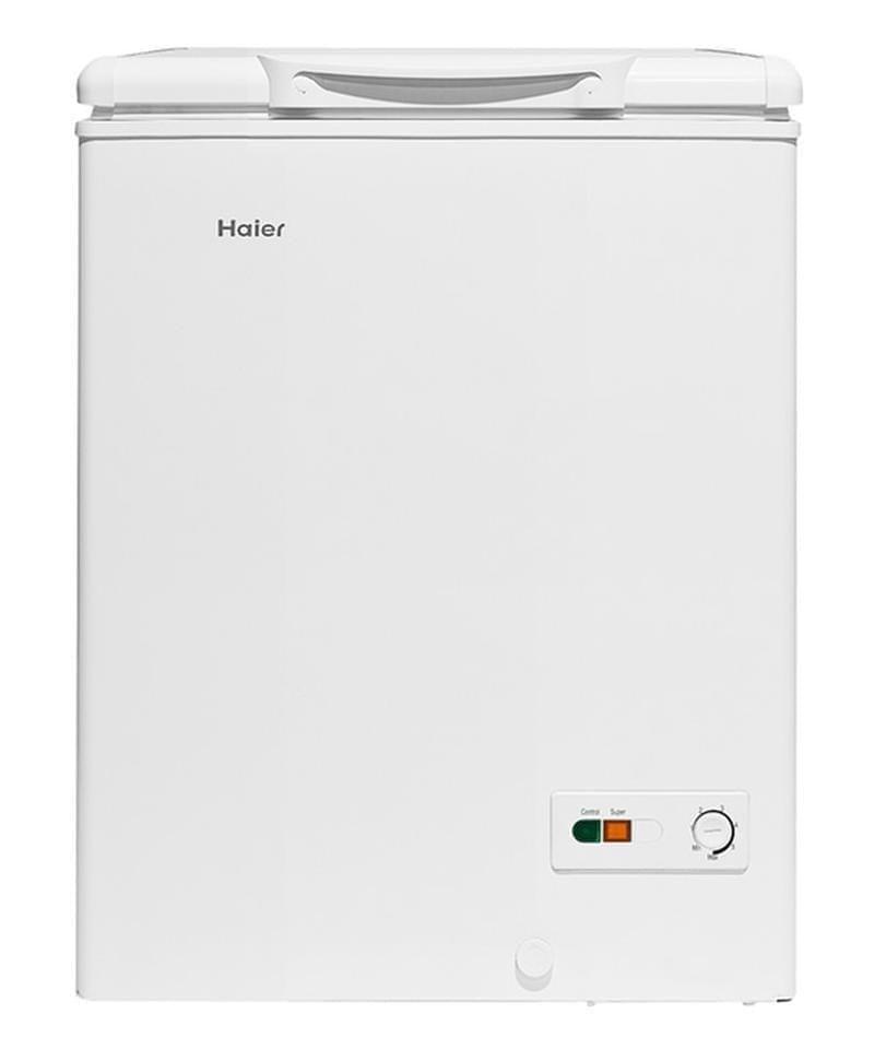 HAIER 143L Chest Freezer White 3.5 Energy