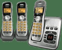 UNIDEN Cordless 1735 Phone Triple Pack