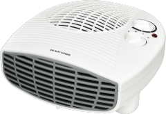 GVA 2000W Low Profile Fan Heater