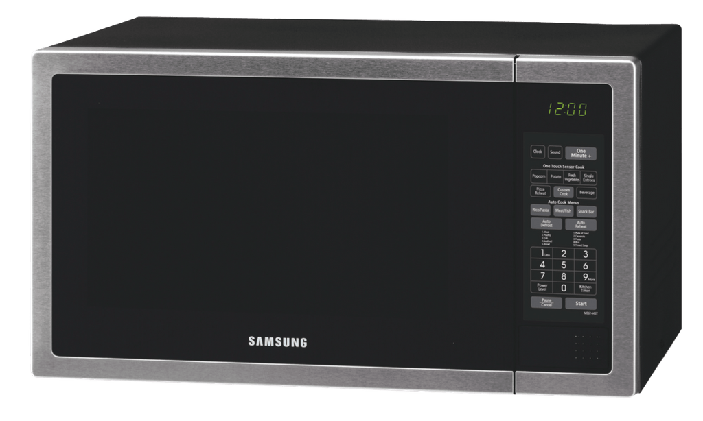 SAMSUNG 40L 1000W Stainless Steel Microwave