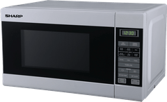 SHARP 750W White Microwave