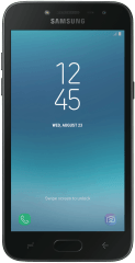 SAMSUNG Galaxy J2 Pro - Black