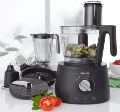 PHILIPS Food Processor 1300W