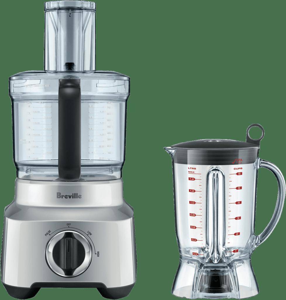 BREVILLE Kinetix Wizz 8 Plus Food Processor/Blender