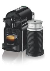 NESPRESS Inissia Capsule Coffee Machine Black