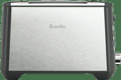 BREVILLE Bit More Toaster Brushed S/Steel