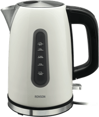 RONSON 1.7L Kettle White