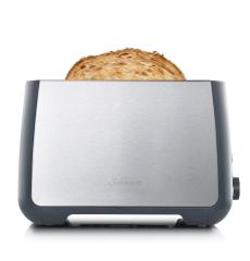 SUNBEAM Long Slot Toaster 2 Slice Stainless