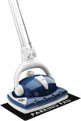MONSTER Superclean Floor Steamer
