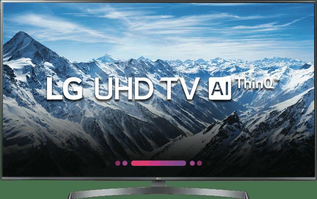 """LG 50""""(126cm) UHD LED LCD Smart TV"""